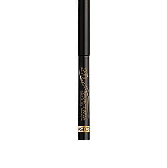 This season, edgy eyeliner remains a runway favourite. But if you thought graphic lines were best left to the professionals, think again! Perfect Stay 24H Precision Eyeliner Pen lets you accentuate your eyes with incredible ease and precision. The ultra thin felt-tip applicator is easy to move from thick to thin in a single stroke. Now you can create the perfect cat's eye in one simple flowing movement.
